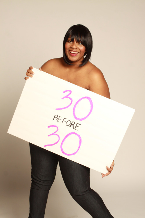 My goal is to lose 30 lbs before my 30th birthday on July 6, 2013. I'm down 8 lbs so far. Will you join me?