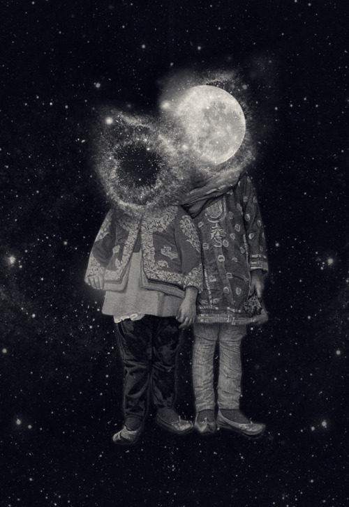 artchipel:  Pilar Zeta | on Tumblr - A place were kids are made of stars.