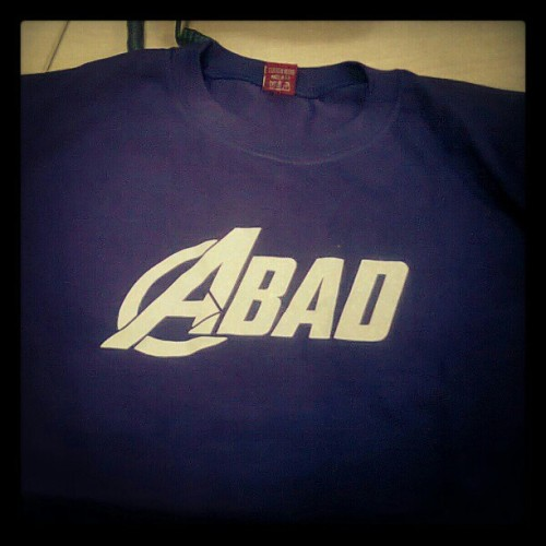 Official Abad Family T-Shirt!