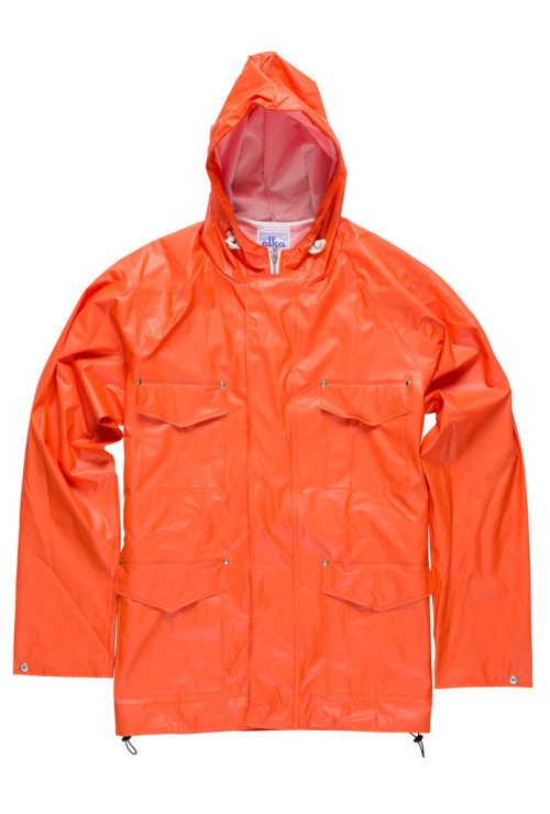 The Perfect Rain Jacket: Norse Projects ELKA Collaboration
