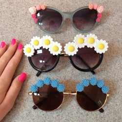 #glasses #flower
