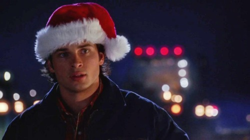 willywilltwlov9:  Merry Christmas from Smallville!
