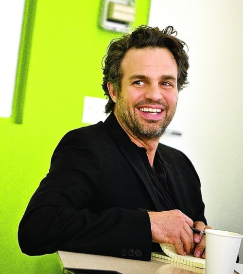 "markruffalobrasil:  Mark Ruffalo: ""Don't frack New York"""