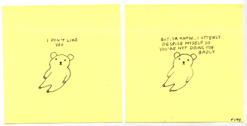 rubyetc:  little bear speaks big