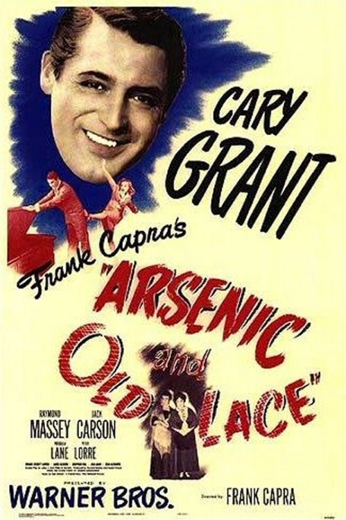 Movies of 2012, #96: Arsenic and Old Lace Directed by Frank Capra