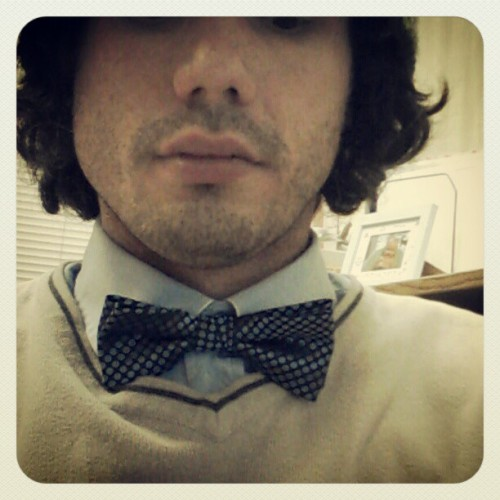Bowtie Thursday! #bowtie #thursday #office #fun #fashion #style #theme