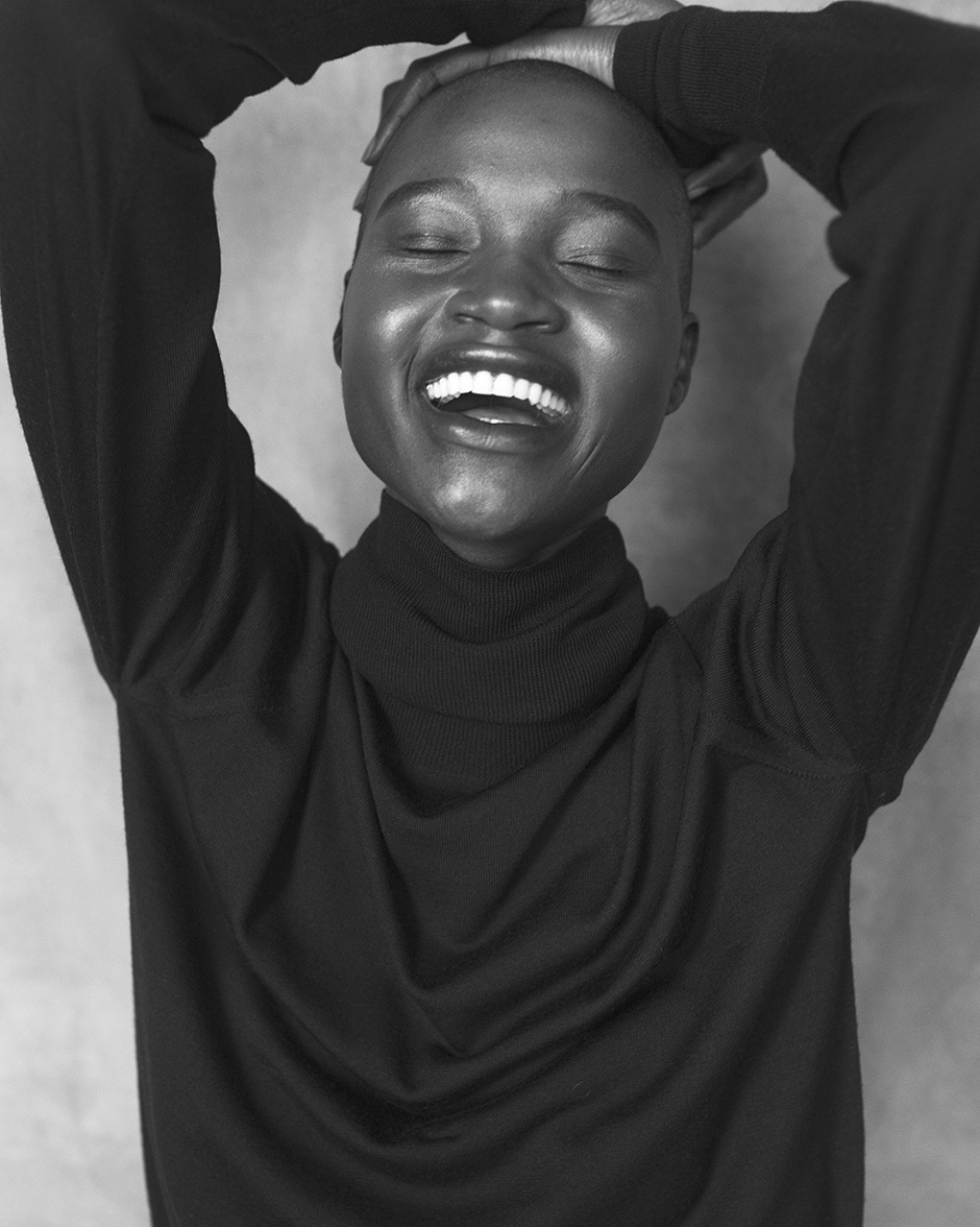 Ataui Deng by Evan Browning for Revs Digital