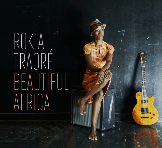 nigeriancoverproject:  Rokia Traoré - Beautiful Africa