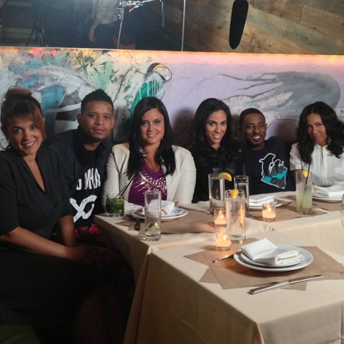 @kimosorio1 @sharoncarpenter @jordan_blue @gossipviv @angelayee Wrapped!!!
