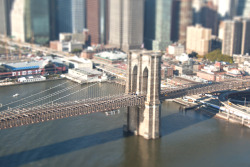 Photo: Richard Silver. Brooklyn Bridge, New York City.