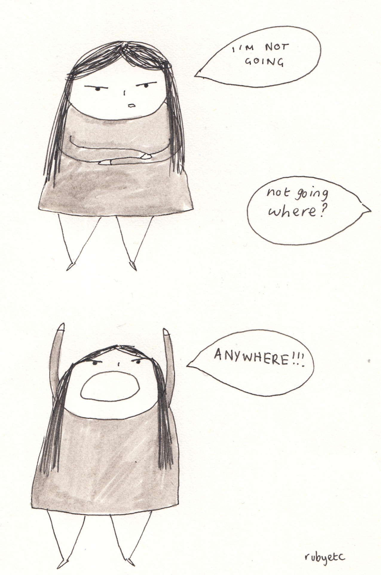 rubyetc:  ~I'm a miserable shit