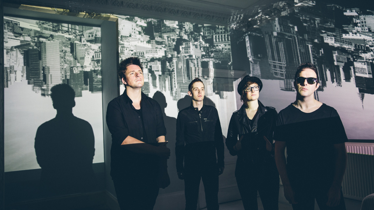 Glasvegas. A band very close to my heart, as people and as songwriters.  Visiting Glasgow is liking visiting a 2nd home for me.  A total and absolute pleasure to be able to have shot the new promo's for them.