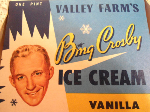 ShieldmaidenEvermind: I love me some Bing Crosby Ice Cream