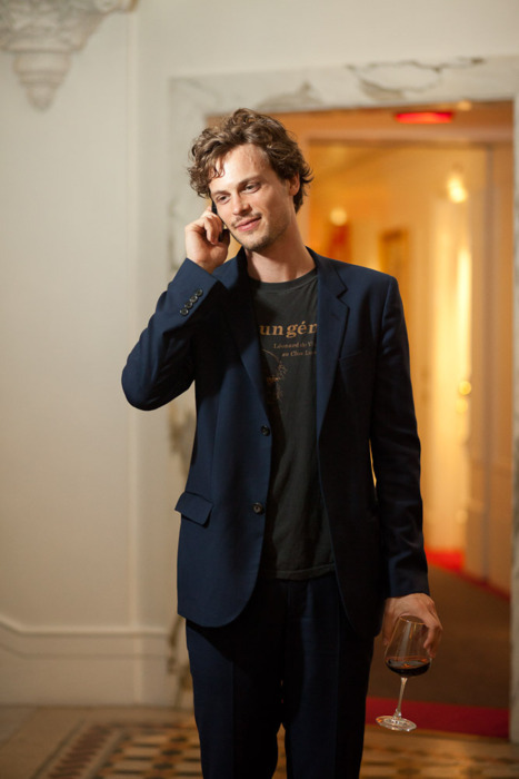 Criminal Minds Matthew Gray Gubler Dr Spencer Reid 20 Because He Wants A Family Of His Own Fan Forum
