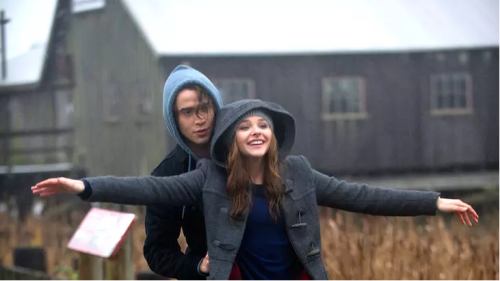 if you see If I Stay this weekend, enjoy it for what it (probably) is: a sweet, sad, eloquently-told story about a young girl's life-altering decision. Pay no attention to what it's not: The Fault in Our Stars, or any other sad movie starring a couple of people not out of their teens.