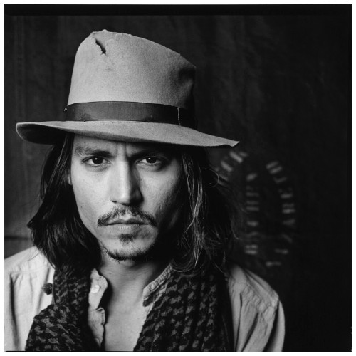 retroadv:  Johnny Depp - Photographed by Jerome de Perlinghi Photographic Collection 6 […more Images]