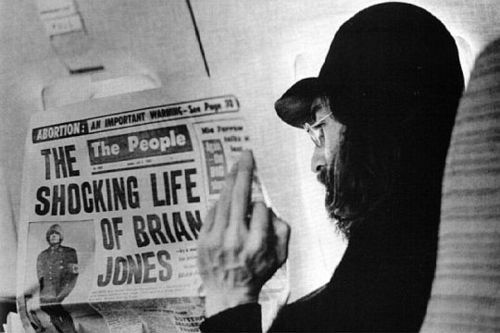 berecibiac:  John Lennon - The Shocking life of Brian Jones