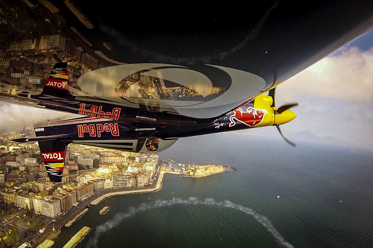 Red Bull Air Show - ACWS Naples 2013
