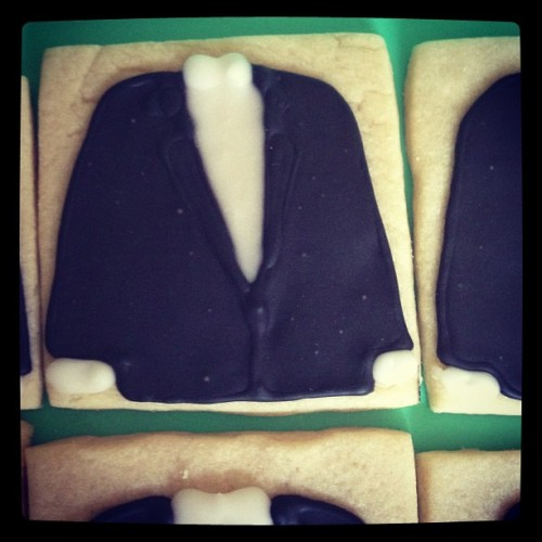 Tux jackets 🎩#sugarcookies