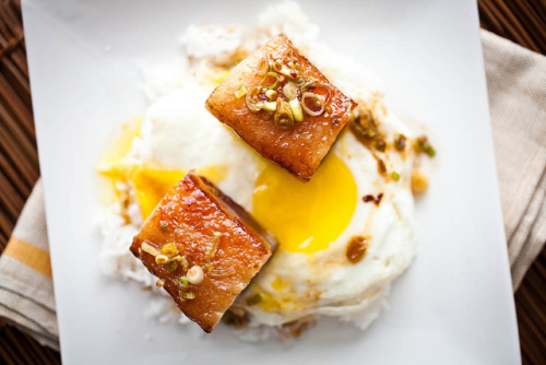 Crispy Pork Belly - Put an Egg On It