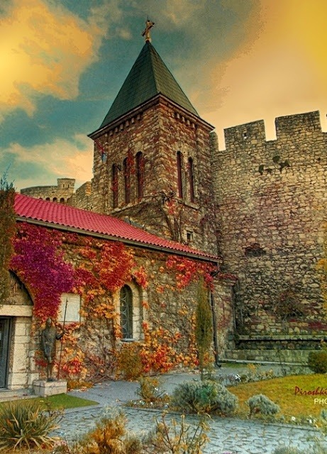 Ancient Castle, Belgrade, Serbia photo via katie