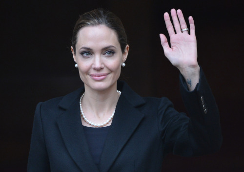 "reuters:  Actress Angelina Jolie wrote in the New York Times on Tuesday that she underwent a double mastectomy to elude breast cancer, a disease which kills half a million around the world every year.""We often speak of 'Mommy's mommy', and I find myself trying to explain the illness that took her away from us. They have asked if the same could happen to me,"" wrote Jolie, 37.""I have always told them not to worry, but the truth is I carry a 'faulty' gene.""The Oscar-winning actress said her doctors had estimated she had an 87 percent risk of breast cancer and 50 percent risk of ovarian cancer.""Once I knew this was my reality, I decided to be proactive and to minimize the risk as much as I could. I made a decision to have a preventive double mastectomy,"" she said.  Continue reading: http://reut.rs/128fT6G REUTERS/Toby Melville"