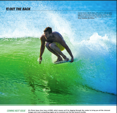 Awesome shot of Dean Petty in ESM! Check out the full issue of ESM here.