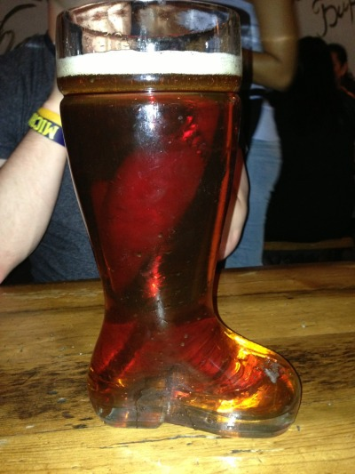 amileormoreinmyshoes:  Traded DAS BOOT in for a newer, tastier model. Auf wiedersehen!