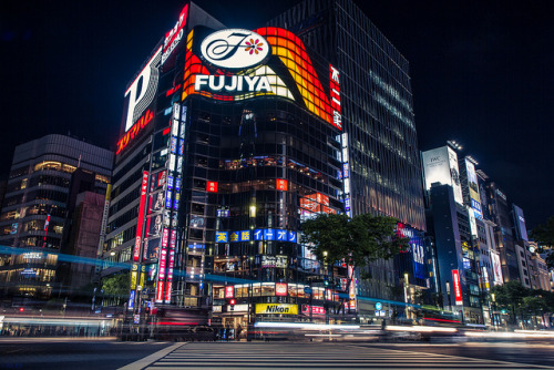 Fujiya Building by Sandro Bisaro on Flickr.