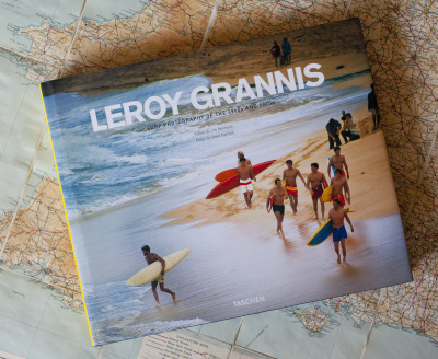 From The Shelf - Leroy Grannis - Surf Photography of the 1960s and 1970s A Christmas present from my mother-in-law from a few years gone back. I've never been surfing but I definitely love a surf photo book. Grannis was the super-daddy surf photographer of his era and this is a lovely selection of his work. I would really recommend this for flicking through on a cold winter evening, when all you fancy doing is hopping on a flight to California. Hang-ten dudes!  12th February 2013