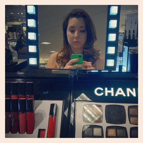 #chanel make-up rules! Thx @smdoung