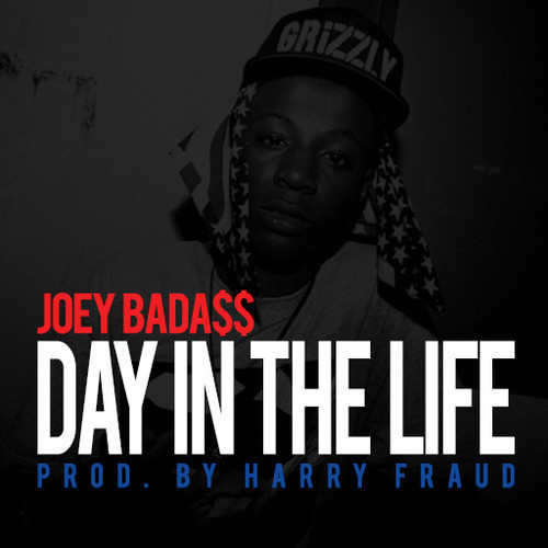 Joey Bada$$ - Day In The Life This track produced by Harry Fraud can be found on Peter Rosenberg's New York Renaissance mixtape.   Previous: Joey Badass & Pro Era - The Backroom Freestyle