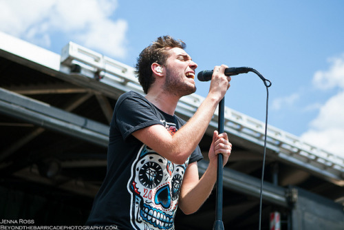 Josh Franceschi | You Me At Six by Beyond The Barricade Photography on Flickr.