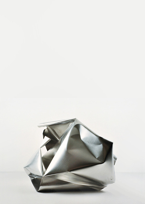 7while23:  Stian Ådlandsvik, Metal Cloud #1, 2010 (C-Print on Aluminium)