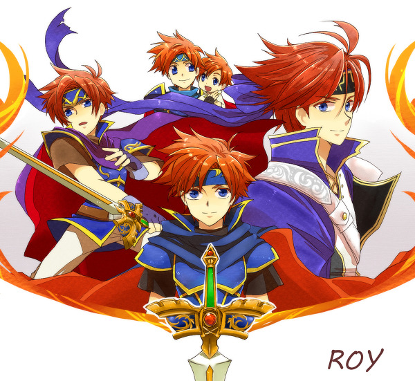 redheadedbishies:  Mr. Roy! by:  玖理