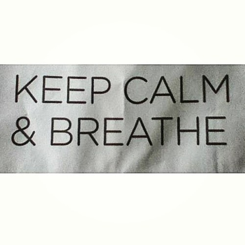 #keepcalmandbreathe #vueling