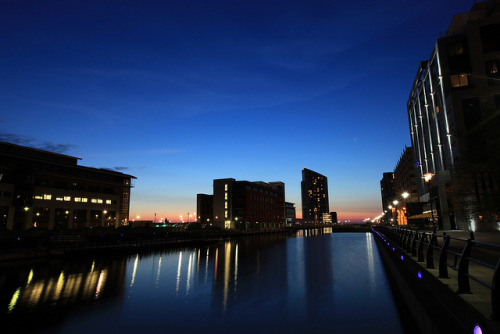 thepooloflife:  rie-k-photo: Princes Dock Liverpool by Raymond Dixon