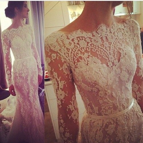 Vintage Lace Wedding Dress Tumblr - Wedding Dresses In Jax