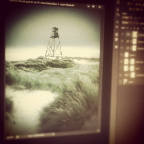 #workinprogress #wip #photoshop #photomanipulation #graphicdesign #tower #watchtower #watch