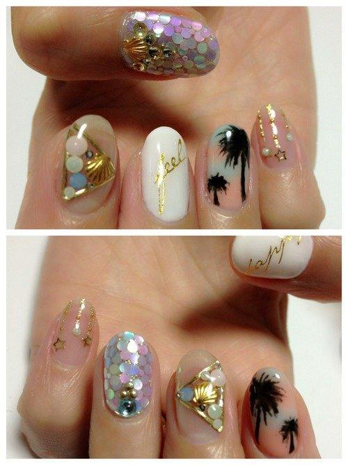 Gorgeous nails #Lockerz