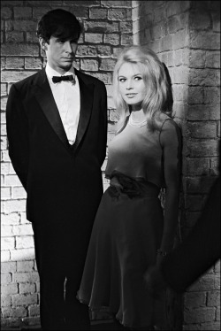 Brigitte Bardot & Anthony Perkins