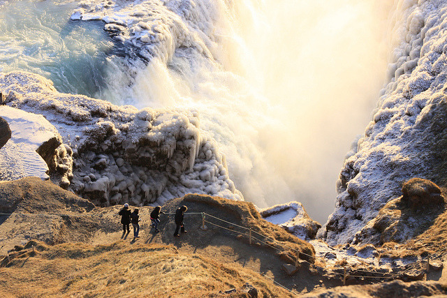 ricordirosa:  Gullfoss_4664 by eiki_e on Flickr.