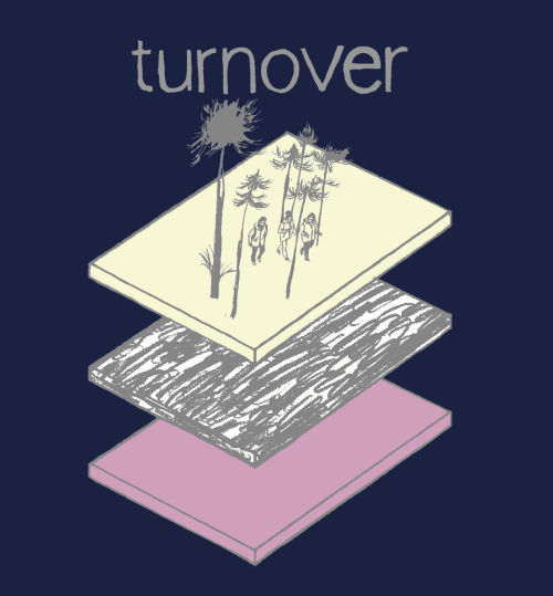 imadogperson:  Another T Shirt that I did recently for Danny D & The Turnovers