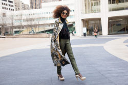 (via 23 Street Style Photos From Day 1 of New York Fashion Week - NYFW Fall 2013 - Racked NY)