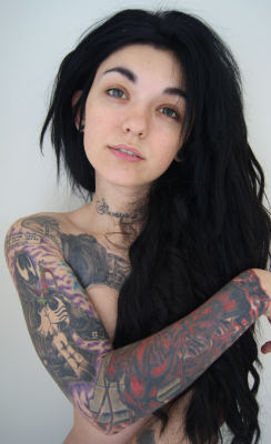 l-ubricated:  y0-s:  munroeink:  tattoos and piercing blog  *  ~