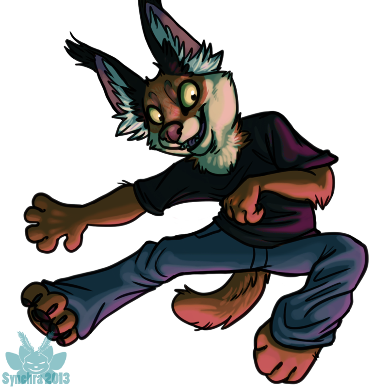 cleanfurries:  Tupper Jump! by Synchra