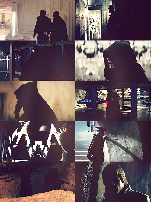 Screencap meme »» Star Wars (original trilogy) + Silhouettes