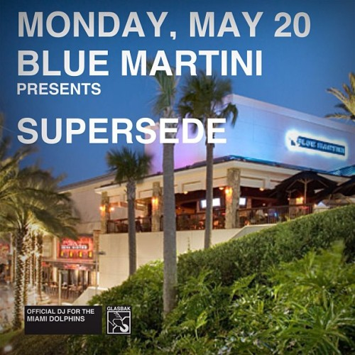 Playing @BlueMartiniOrl in Orlando tonight! See you there!
