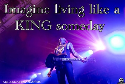 "melissa-makes-mistakes:  -Pierce the Veil Collide With the Sky ""King For A Day"""