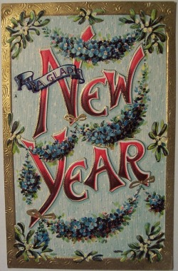 petitpoulailler:  midnightinparis: Happy Vintage New Year!